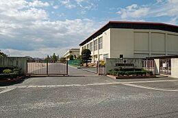 邑久中学校です。