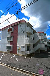 愛知県名古屋市瑞穂区彌富町字清水ケ岡の賃貸マンションの外観