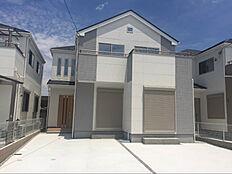 同仕様イメージ建物です。2017年8月完成予定。近くに同仕様モデルルームがございます。