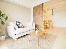 新生活のスタートに嬉しい家具付きマンション大切なペットと一緒に暮らせますよ。