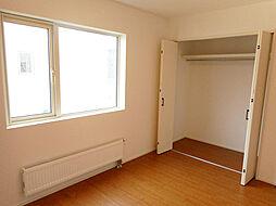 全室収納と暖房...