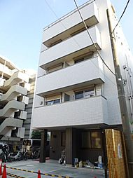 Trinity Shirokane トリニティシロカネ[303号室号室]の外観