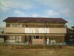 メゾンハッピーズ[1階]の外観