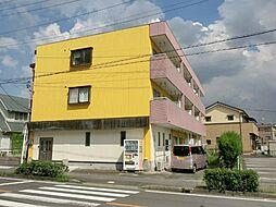 愛知県清須市新清洲1丁目の賃貸マンションの外観