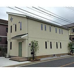 [テラスハウス] 神奈川県横浜市青葉区みたけ台 の賃貸【/】の外観