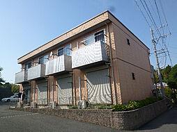 三重県四日市市垂坂町の賃貸アパートの外観