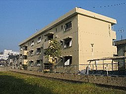 大倉マンション[1階]の外観