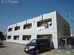 ダイヤマンションA・B[1階]の外観