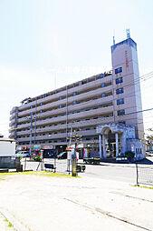 福岡県春日市下白水南6丁目の賃貸マンションの外観