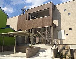 愛知県名古屋市瑞穂区御劔町3丁目の賃貸アパートの外観
