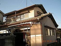 [一戸建] 岡山県岡山市中区雄町丁目なし の賃貸【/】の外観