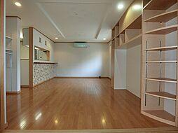 大阪市都島区高倉町3丁目 中古一戸建て 5LDKの居間