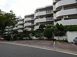 茶屋ヶ坂公園ハイツA棟
