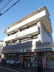 神奈川県横浜市南区庚台の賃貸マンションの外観