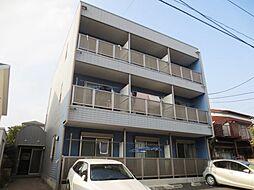 埼玉県さいたま市桜区新開1丁目の賃貸マンションの外観