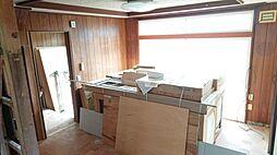 室蘭市水元町 戸建て 4LDKの居間