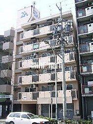 プレスイン豊[4階]の外観