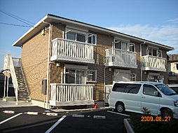 エクレール平田[1階]の外観