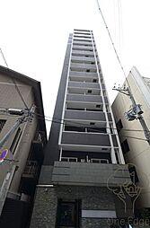 レジュールアッシュ梅田AXIA[11階]の外観
