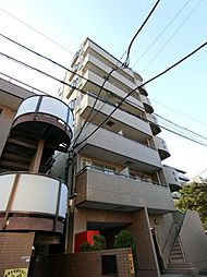東京都江東区平野4丁目の賃貸マンションの外観