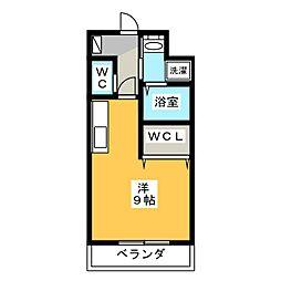 TKマンションII[2階]の間取り