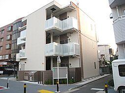 神奈川県川崎市川崎区渡田新町2丁目の賃貸マンションの外観