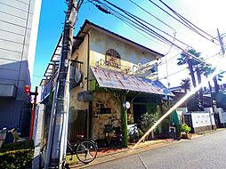 埼玉県所沢市日吉町の賃貸アパートの外観