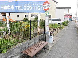 岐阜バス「三田洞自動車学校口」停留所 160m  徒歩2分 ぎふバスで岐阜駅まで行けるので便利ですね。