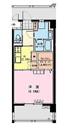 Catarina APT〜カタリナ アパートメント〜[1KR号室]の間取り