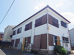 小松ハイムB[102号室]の外観