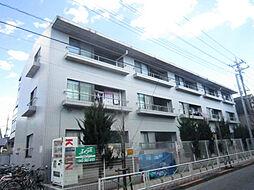 東京都府中市本町4丁目の賃貸マンションの外観