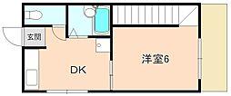 [タウンハウス] 大阪府豊中市玉井町2丁目 の賃貸【/】の間取り