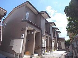 JR山陰本線 嵯峨嵐山駅 徒歩13分の賃貸アパート