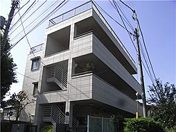 東京都世田谷区喜多見8丁目の賃貸マンションの外観