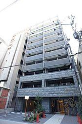 プレサンス梅田東アルファ[8階]の外観
