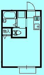 MT二子玉川[1階]の間取り