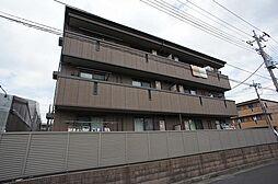 コンフォート新柏A棟[1階]の外観