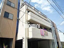 横井ビル[3階]の外観