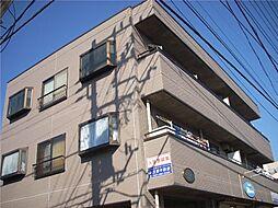 千葉県船橋市新高根6丁目の賃貸マンションの外観