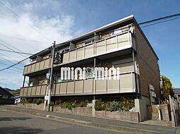 愛知県名古屋市瑞穂区本願寺町1丁目の賃貸アパートの外観