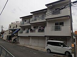 ドミール藤井寺[2階]の外観