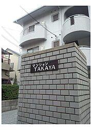 マンションTAKAYAI[1階]の外観