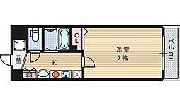 フォレステージ桜川[8階]の間取り