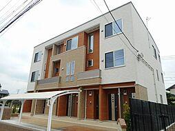 西武拝島線 西武立川駅 バス16分 経塚向下車 徒歩2分の賃貸アパート