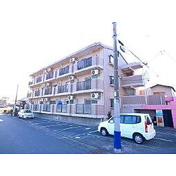 福岡県久留米市東合川新町の賃貸マンションの外観