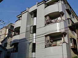 ノーブル萱島[1階]の外観