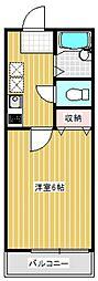 南与野駅 2.2万円