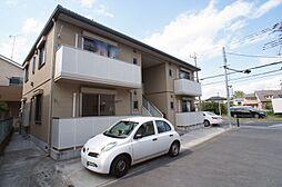 サニーコート羽村[2階]の外観
