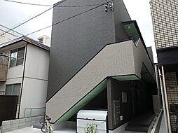 大阪府大阪市生野区新今里5丁目の賃貸アパートの外観