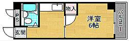ミルキーハイツ[4階]の間取り